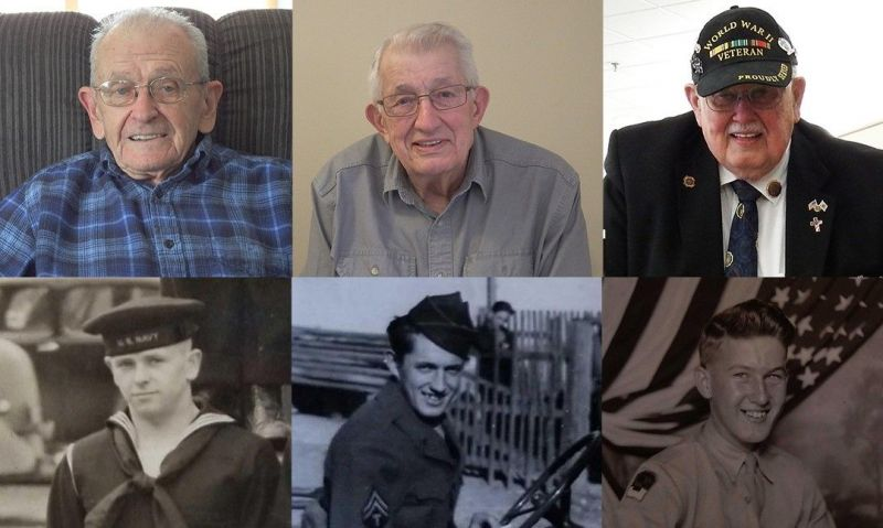 Woodbury American Legion Post 501 honors World War II veterans