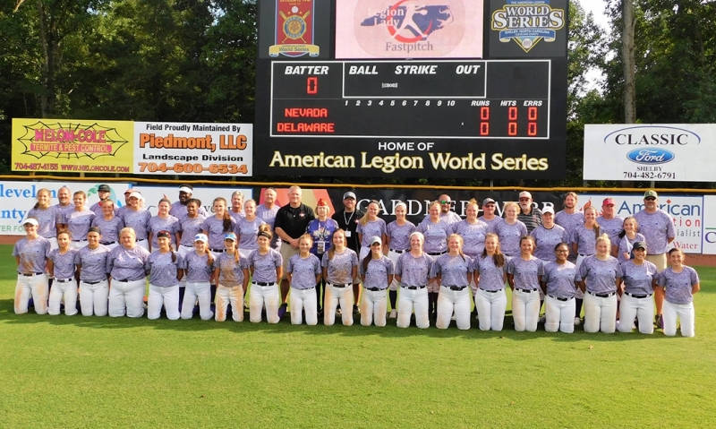 First department-sanctioned American Legion softball program shares successes