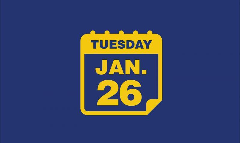 Jan. 26: Training on membership retention