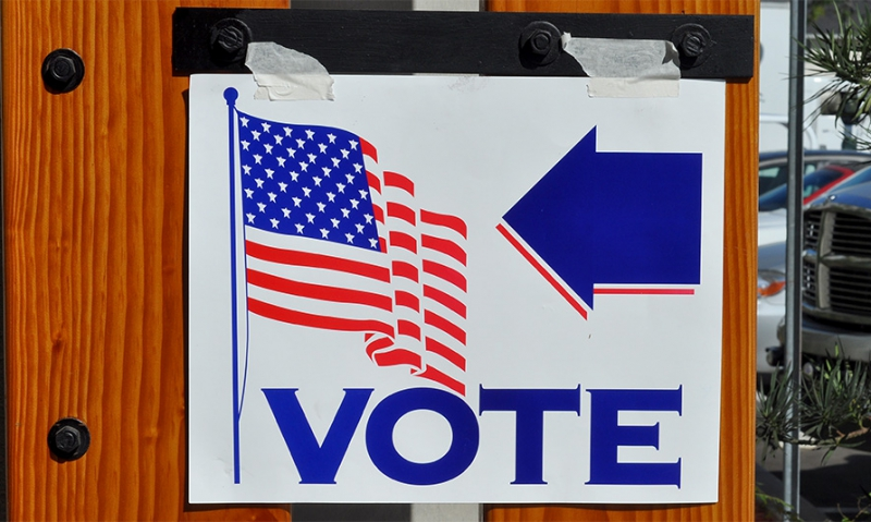 Promote 'Get Out the Vote' efforts