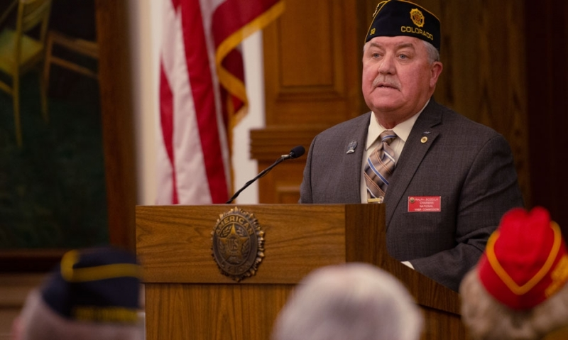 Legion VA appeals unit records 72 percent success rate
