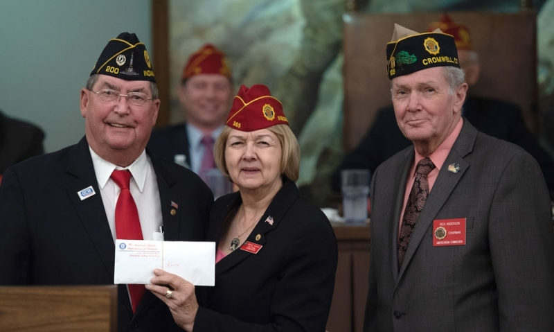 $176,000 in donations impact Legion programs