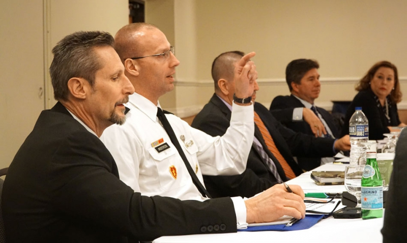 Legion's Employment Innovations Taskforce convenes for first time