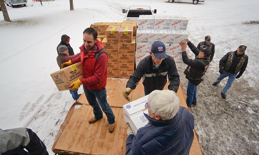 Idaho Food Convoy