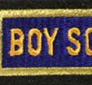Scout Uniform Cap Patch